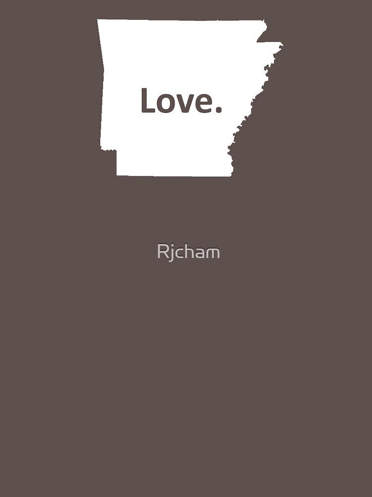 Arkansas Love by Rjcham