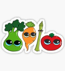 Grow Food Sticker