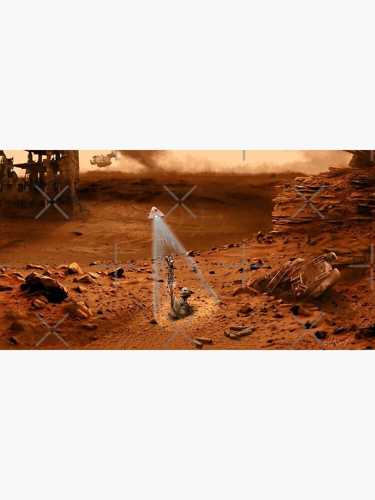 Myelin Mars by bmccamey