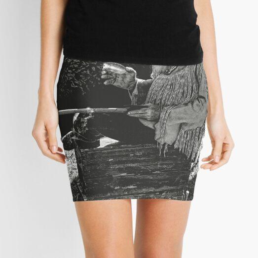 Burning Memories Mini Skirt