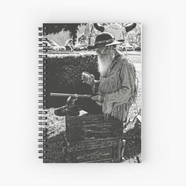Burning Memories Spiral Notebook