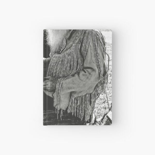 Burning Memories Hardcover Journal