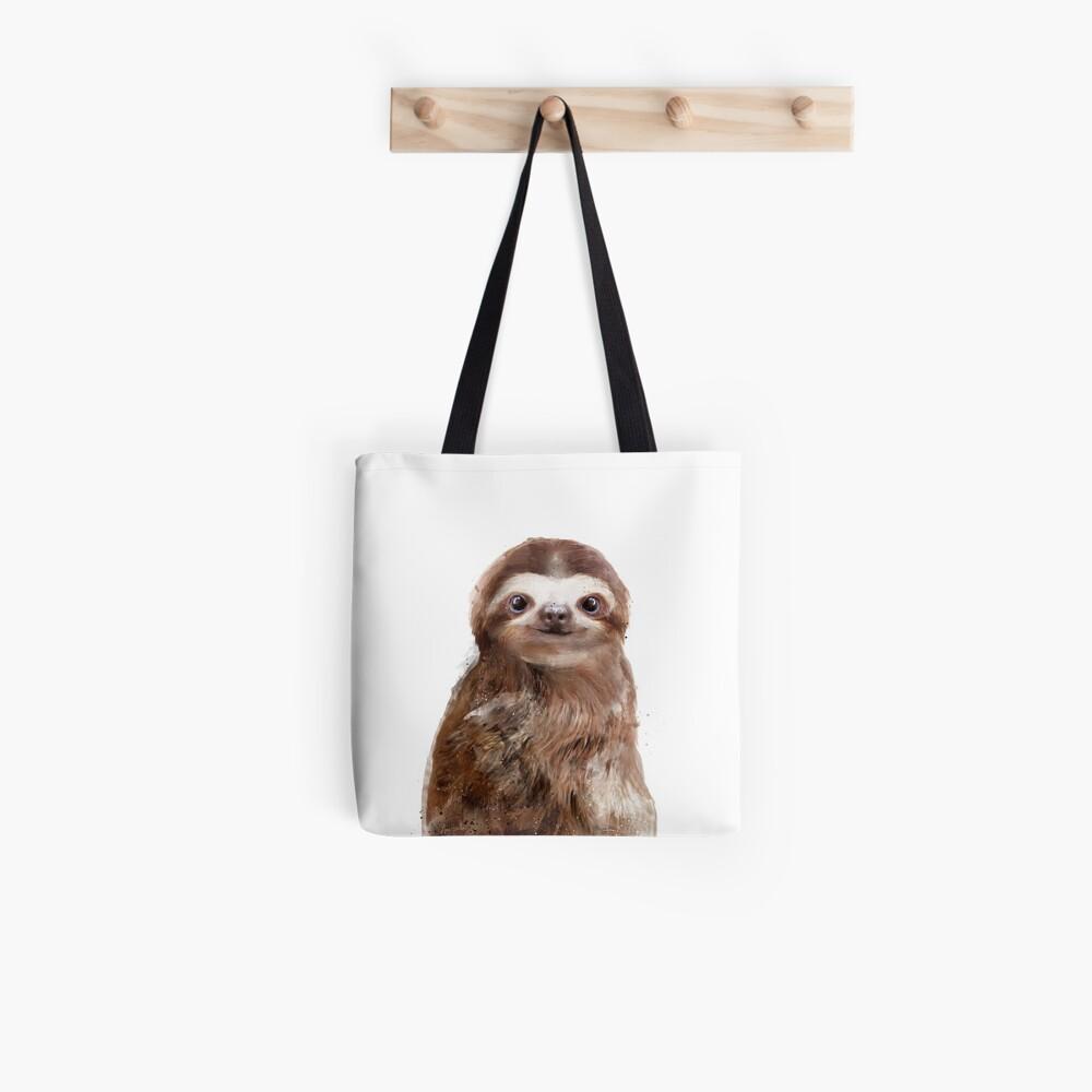 Little Sloth Tote Bag