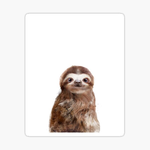 Little Sloth Sticker