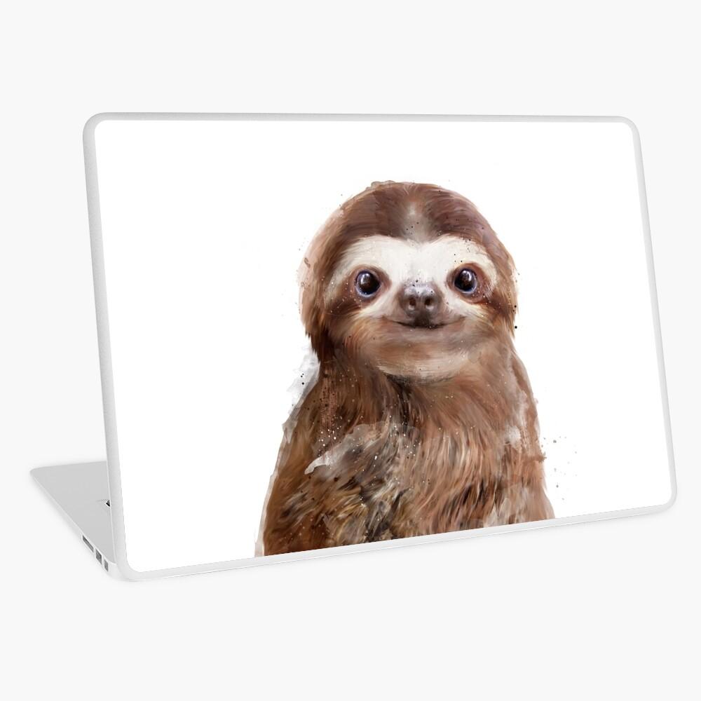 Little Sloth Laptop Skin