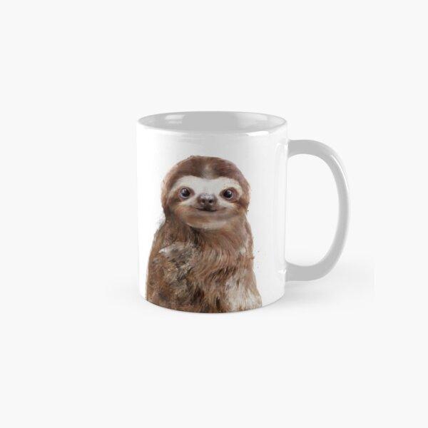 Little Sloth Classic Mug
