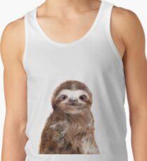 Little Sloth Tank Top
