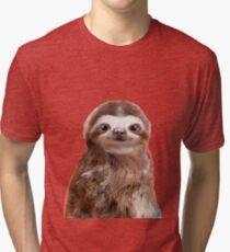 Little Sloth Tri-blend T-Shirt