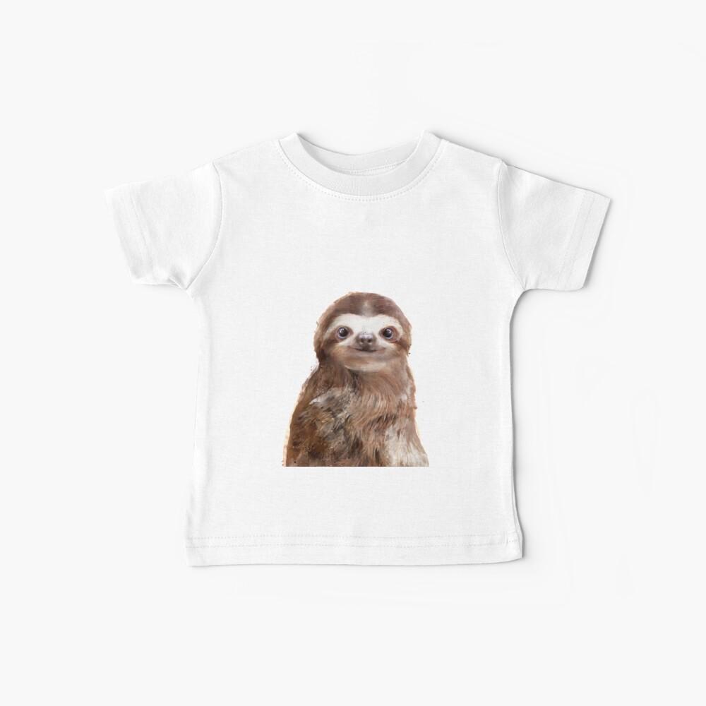 Little Sloth Baby T-Shirt