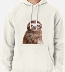 Little Sloth Pullover Hoodie