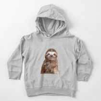 Little Sloth Toddler Pullover Hoodie