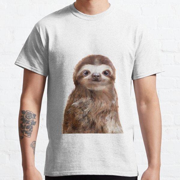 Little Sloth Classic T-Shirt