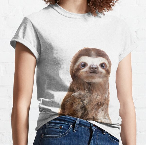 Little Sloth Classic T-Shirt