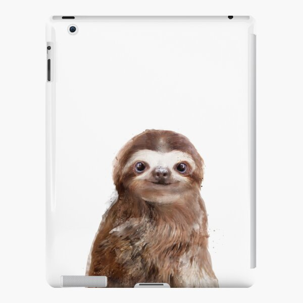 Kleines Faultier iPad – Leichte Hülle
