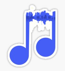 Night music Sticker