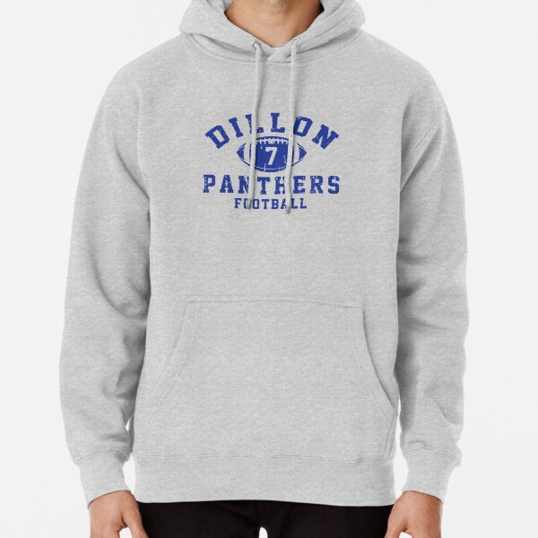 Dillon Panthers Football - 7 Pullover Hoodie