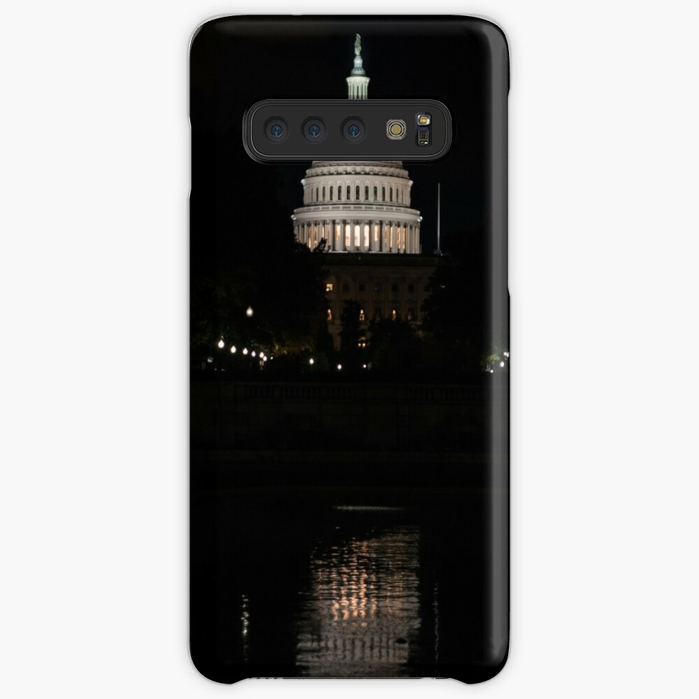 A Capitol Evening Case & Skin for Samsung Galaxy