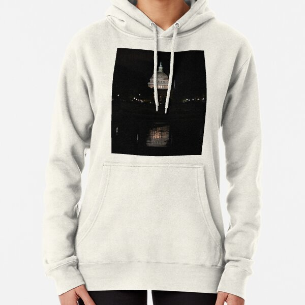A Capitol Evening Pullover Hoodie