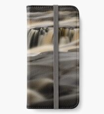 Aysgarth Falls iPhone Wallet