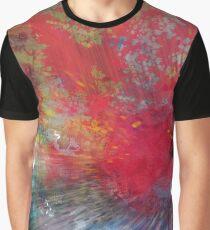 COMET TAKING A DIVE(C2016) Graphic T-Shirt