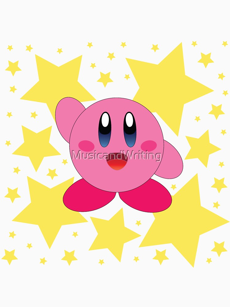Kirby in the stars von MusicandWriting