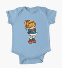 Rainbow Brite [ iPad / Phone cases / Prints / Clothing / Decor ] One Piece - Short Sleeve