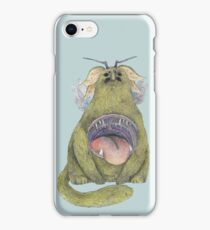 Big Boy, Mossy Friend iPhone Case/Skin