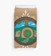 Bag End Duvet Cover