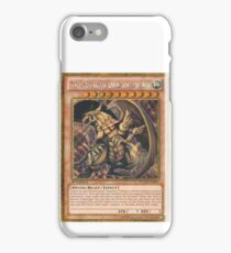 The Winged Dragon of Ra iPhone Case/Skin