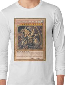 The Winged Dragon of Ra Long Sleeve T-Shirt