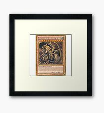 The Winged Dragon of Ra Framed Print