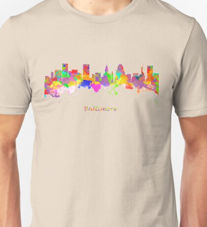 Baltimore USA Unisex T-Shirt