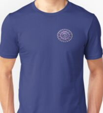round stained glass Unisex T-Shirt