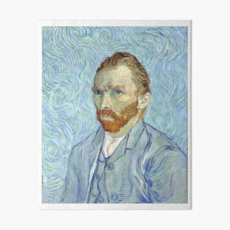 Vincent van Gogh - Self Portrait Art Board Print