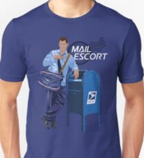 Mail Escort Unisex T-Shirt