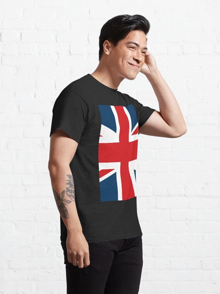 Alternate view of NDVH Union Jack Classic T-Shirt