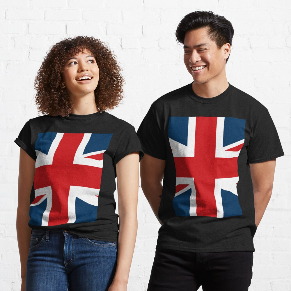 NDVH Union Jack Classic T-Shirt