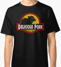 Delicious Pork Classic T-Shirt