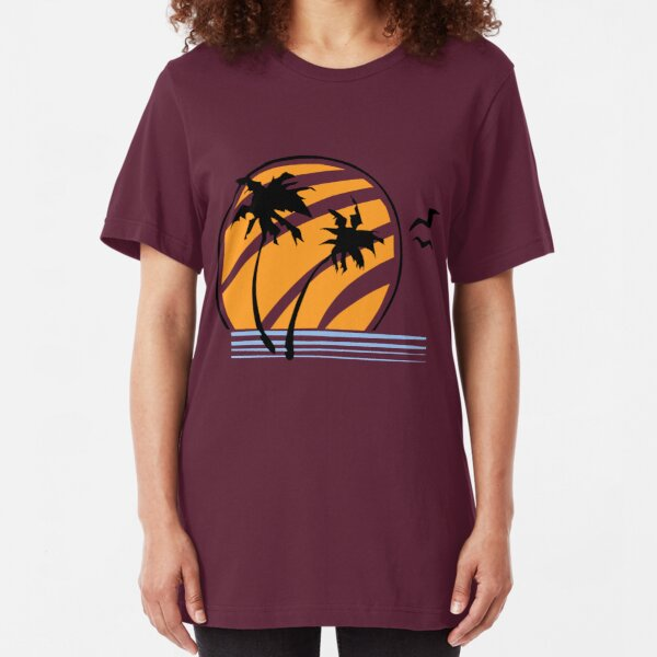 The Last of US Ellie Shirt Slim Fit T-Shirt