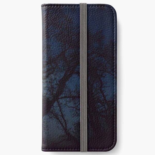 Treetop Moon iPhone Wallet