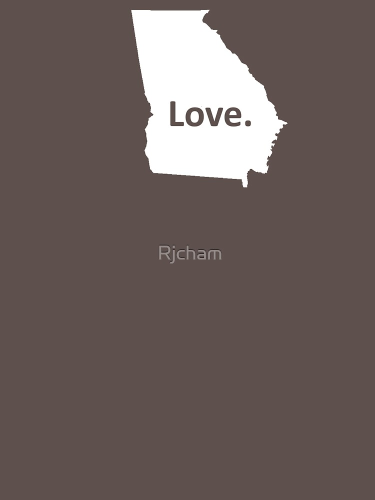 Georgia Love by Rjcham