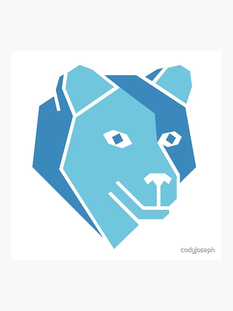 Crystal Bear by codyjoseph