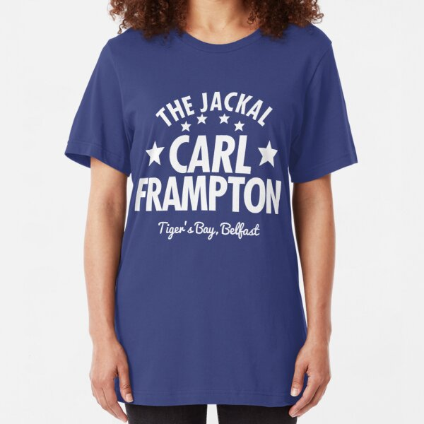 The Jackal Carl Frampton (Tiger's Bay Version) Slim Fit T-Shirt