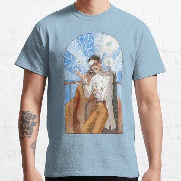 Nikola Tesla - The Magician Classic T-Shirt