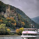 Castles and Boats by Larry Lingard-Davis