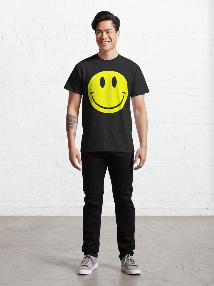 Alternate view of NDVH Smiley Classic T-Shirt