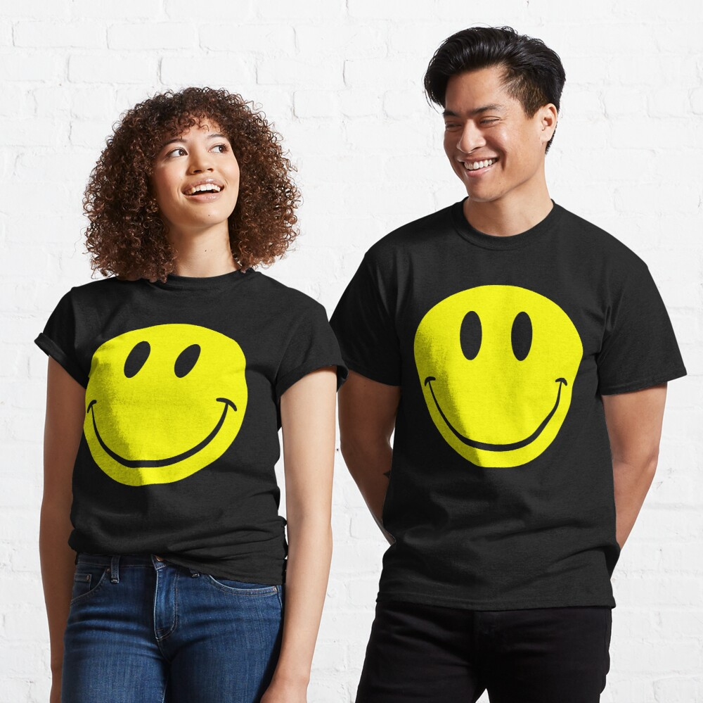 NDVH Smiley Classic T-Shirt
