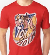 Shenmue Tom's Hot Dogs Shenmue Slim Fit T-Shirt