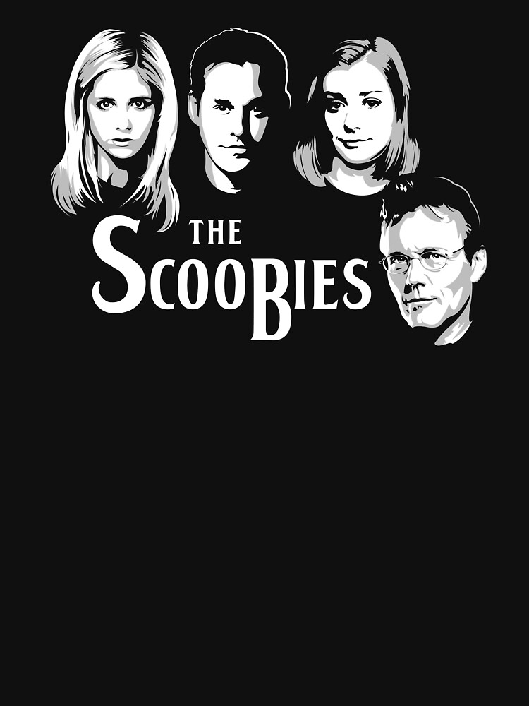 TShirtGifter presents: The Scoobies  | Unisex T-Shirt