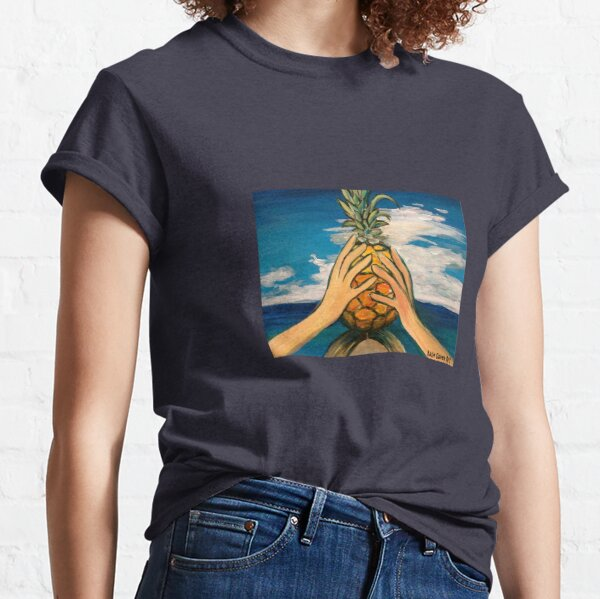 Pineapple Head Classic T-Shirt